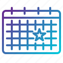 calendar, date, event, party icon
