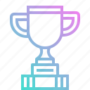 award, champion, championship, contest, trophy, winner icon