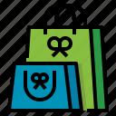 bag, gift, shop, shopping icon