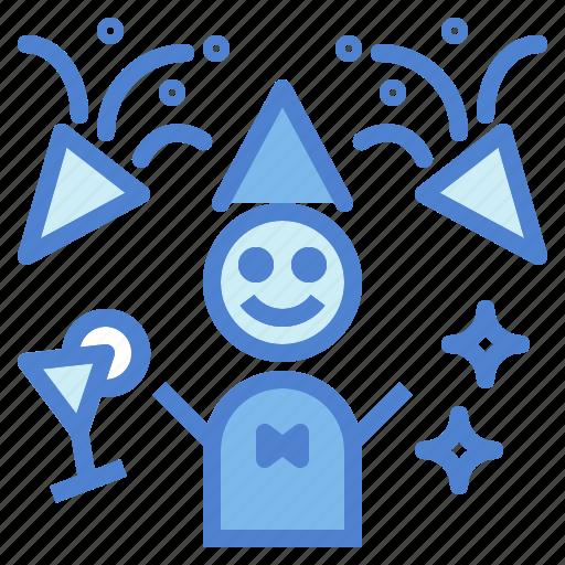 birthday, celebration, fun, party, sparkler icon