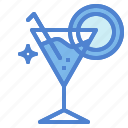 alcohol, beverage, cocktail, drinks, glass icon