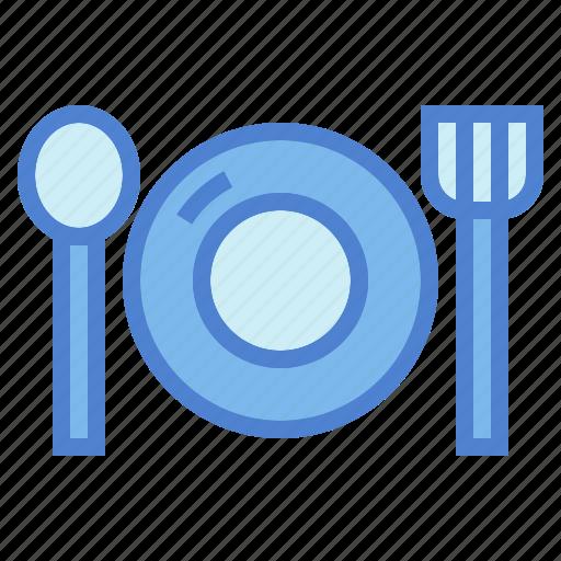 cutlery, dinner, dish, food, restaurant icon
