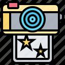 camera, photograph, picture, polaroid, snapshot