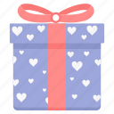 box, celebration, christmas, gala, gift, party, present icon