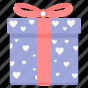 box, celebration, christmas, gala, gift, party, present icon