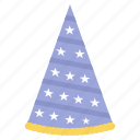 bash, birthday, cap, celebration, gala, hat, party icon