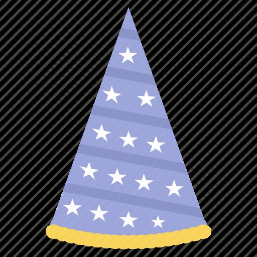 bash, birthday, cap, celebration, gala, hat, party icon
