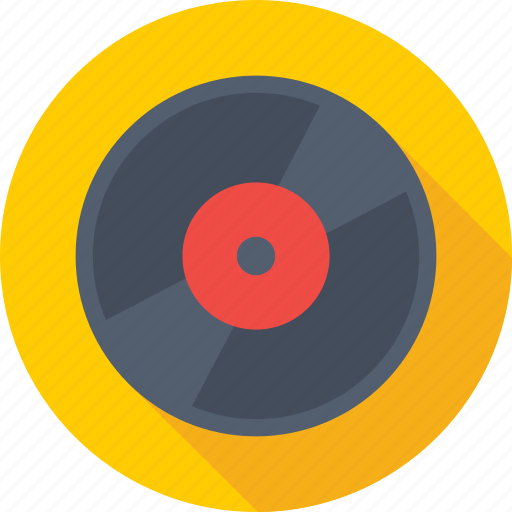 Cd, compact disk, dvd, media, multimedia icon - Download on Iconfinder