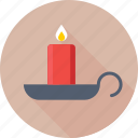 burning, candle, christmas candles, decoration, flame