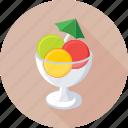 dessert, food, ice cream, ice cream cup, sweet