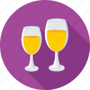 alcohol, champagne, drink, glasses, wine glass