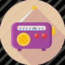 boombox, cassette player, cassette recorder, music, stereo