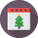 christmas, decoration, landscape, scenery, xmas icon