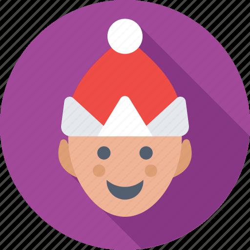 avatar, boy, christmas, person, winter icon