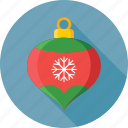 bauble, bauble ball, christmas, christmas bauble, decoration icon