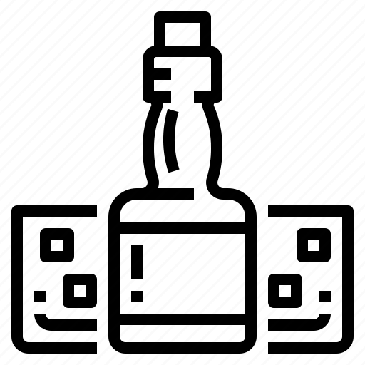 Alcohol, bottle icon - Download on Iconfinder on Iconfinder