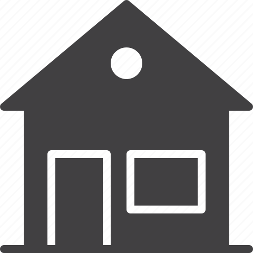 apartment, cottage, home, house icon