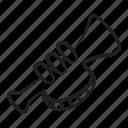 trumpet, cornet, musical instrument, bugle, party instrument