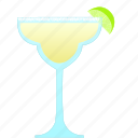 alcohol, celebration, cocktail, margarita, party, tequila icon