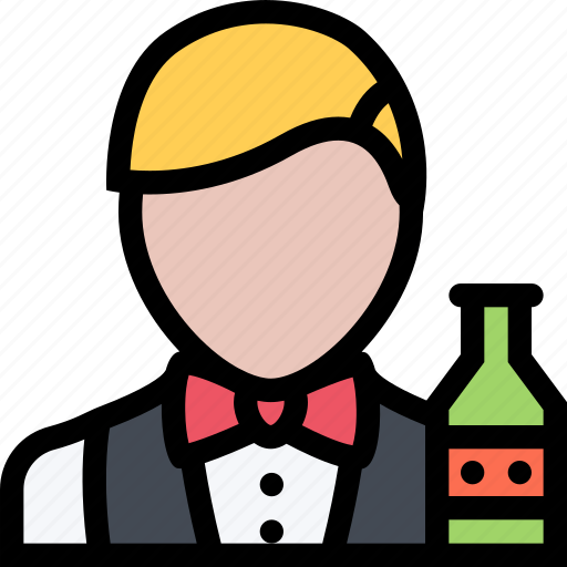 alcohol, bar, bartender, birthday, holiday, party icon