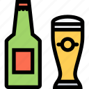 alcohol, bar, beer, birthday, holiday, party icon
