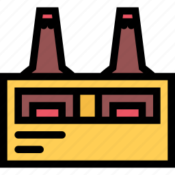 alcohol, bar, beer, birthday, case, holiday, party icon