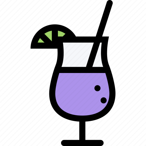 alcohol, bar, birthday, cocktail, holiday, party icon