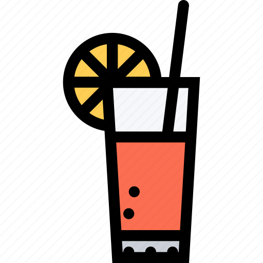alcohol, bar, birthday, holiday, juice, party icon