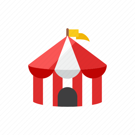 circus tent icon  sc 1 st  Iconfinder & Circus tent icon | Icon search engine