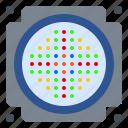 led, light, lighting, multicolor, rgb icon
