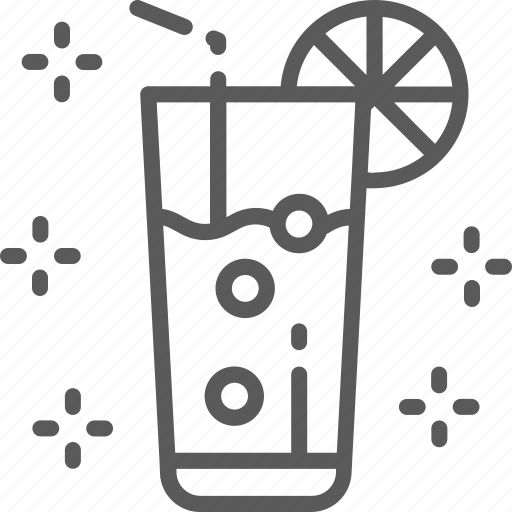 alcohol, beverage, cocktail, drink, lemonade, mojito, party icon