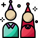 celebration, party, present icon