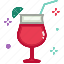celebration, christmas, cocktail, drink, new year, party icon