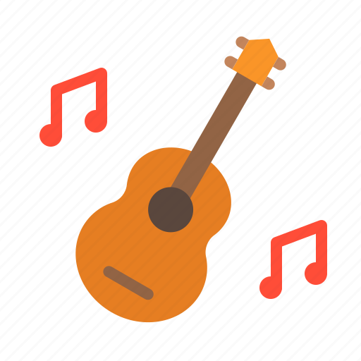 Guitar, instrument, music, musical icon - Download on Iconfinder
