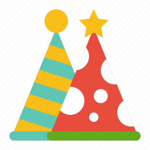 celebration, hat, new year, party, party hat icon