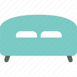 couch, cushion, house, interior, living room, setee, sofa icon
