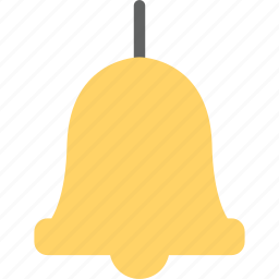 bell, christmas, holiday, interior, school, school bell icon