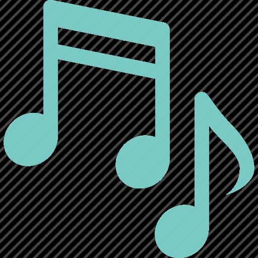 music, note, school, score icon