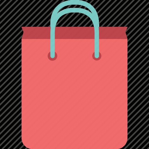 bag, commerce, market, paper bag, shop, shopping, shopping bag icon