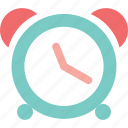 alarm, clock, get up, study, time, work icon