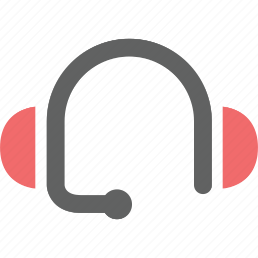 agent, consultant, customer service, headphone, headset icon
