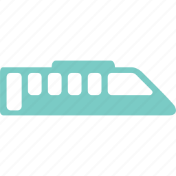 railway, subwaay, tour, train, trip, vacation icon