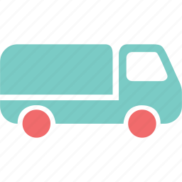 car, cargo, commerce, delivery, freight, lorry, truck icon
