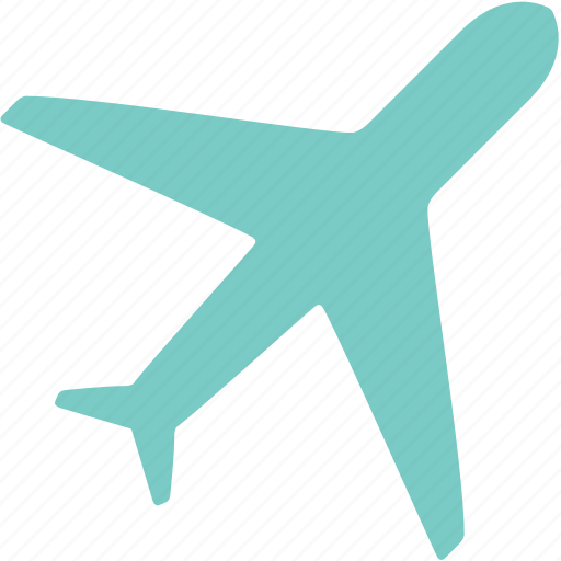 aircraft, airplane, journey, plane, tour, vacation icon