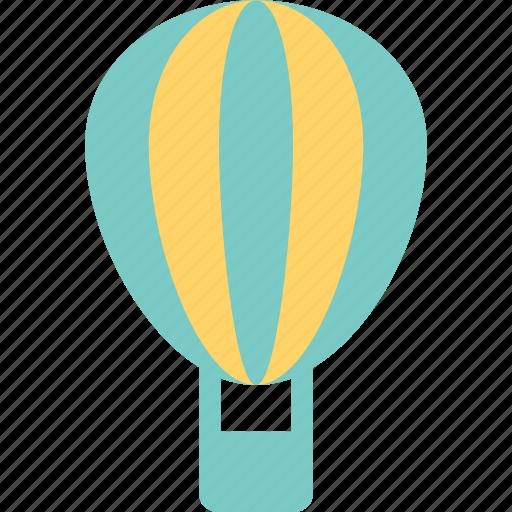 festival, hot-air balloon, leasure, travel, trip, vacation icon