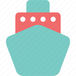 cargo ship, cruise, ship, shipping, tour icon