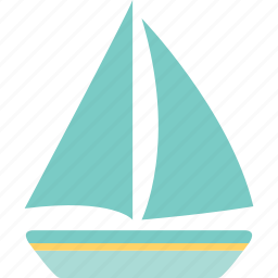 boat, leasure, tour, travel, trip, vacation, yacht icon