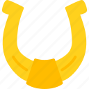 holiday, holidays, horseshoe, luck, patrick's day icon