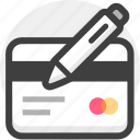 credit card, finance, money, payment icon
