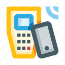 payment, terminal, wireless, contactless